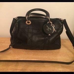 Authentic Christian Dior Cannage Granville handbag